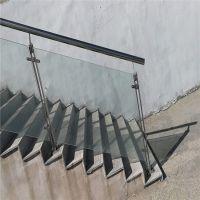金聚进 杭州不锈钢栏杆立柱厂家 生产护栏楼梯立柱