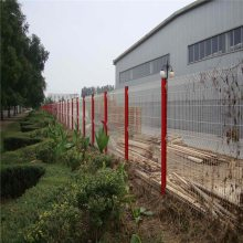 环境绿化围栏 工厂防护钢丝网 护栏网价格