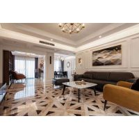 棕榈泉国际花园装修|一二三四期户型设计方案参考-天古装饰杨正伟