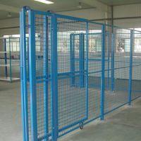 车间隔离网【设备围栏】铁丝网厂家 飞创全国配货 质量有保障