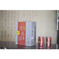 罗汉果饮料凉茶包邮青春期功能饮料去燥广西土特产12罐装整箱促销