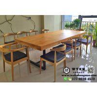 天津饭馆用的桌椅 快餐店用的桌椅 餐厅用的桌椅