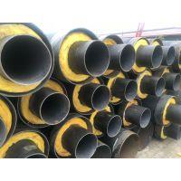 钢套钢保温管标准 钢套钢保温管道