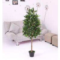 仿真橄榄树 塔形橄榄树 仿真盆栽厂家直销