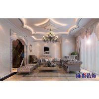 墅公馆200㎡-新古典风格-哈尔滨麻雀装饰