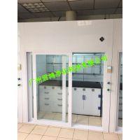 广州君鸿净化实验室设备pp(玻璃钢)通风柜厂家