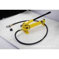 液压手动泵CP-700 小型液压手动泵单回路泵浦液压站手动液压泵