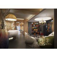办公室装修成森林木屋,南宁室内设计公司刷新你的想象力