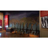 部队史馆设计|院史馆设计公司|军史馆设计公司