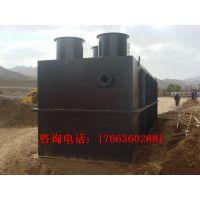 广东地理式污水处理设备 污水处理工艺原理山东天源