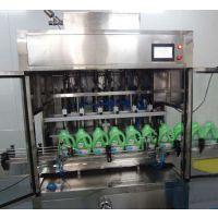 洗衣液灌装设备洗洁精灌装设备洗涤剂灌装机械