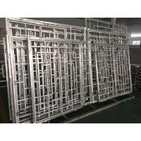 潍坊铝窗花工程价格是多少