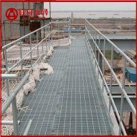 钢格栅板 高质量平台格栅板 热浸锌沟盖板-河北格栅板厂家