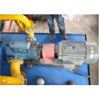 艾肯3GR50×4AW2稀油润滑系统低压油泵 循环泵 三螺杆油泵