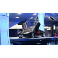贵阳市 雅安市启运旋转多功能舞台 液压汽车展示台 德阳市4S店专用升降台