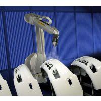 新力光喷涂机器人精准无比
