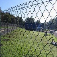 优质球场护栏 篮球场围网 勾花网 运动场围栏 免费报价