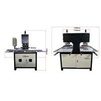 广东硅胶烫标机工厂 面料硅胶商标热压成型机