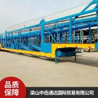 乌鲁木齐风火轮专业货物运输平板式牵引挂车加工定制价格