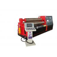 中航重工液压四辊卷板机价格 液压卷板机多少钱