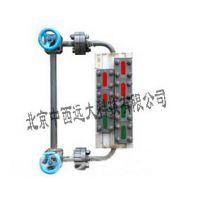 中西(LQS促销)七窗云母双色水位计 型号:JX8-7库号:M15565