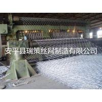 格宾网墙 固滨笼 铅丝石笼网 雷诺护垫 绿格网石笼网箱安平瑞策厂家直销
