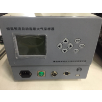 LB-2400恒温恒流自动连续大气采样器