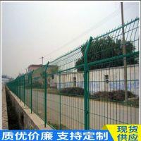 内蒙古框架围栏网@安平聚光厂价直销浸塑护栏网