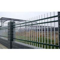 热镀锌厂区围墙锌钢护栏 现货小区庭院阳台铁艺隔离防护锌钢护栏