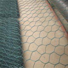 包塑宾格网 镀锌钢丝石笼网 堤坡防护拧花网
