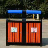 分类环卫垃圾箱公园景区垃圾箱生产厂家