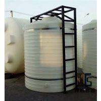 10吨水塔 10立方PE水箱 杀菌剂储罐