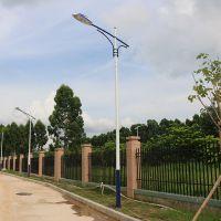 8米路灯杆安装 市政公路改造路灯照明 供应云浮小型路灯图片