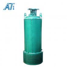 边立式液下潜水泵 边立式排污强 铸铁耐磨防爆型 BQS水泵