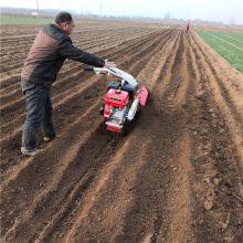便于安装的向日葵开沟培土机