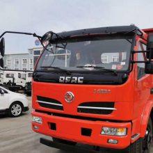 东风小黄牌120挖机拖车可拉120挖机的板车生产厂家