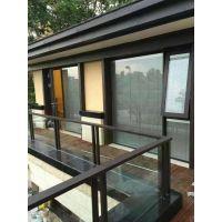 建筑活动外遮阳,中空内置百叶玻璃,为门窗幕墙提供解决方案