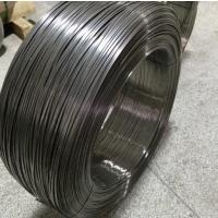 扁线加工厂304不锈钢扁线弹簧不锈钢线0.6*2.8手环专用线