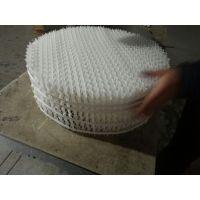 环亚聚丙烯板厚1.5mm波纹125Y、250Y孔板波纹规整填料酒