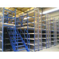 阁楼货架价格 仓储货架平台定制规格 仓库货架报价