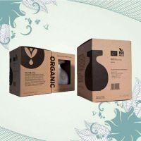 东营环保通用牛皮纸盒包装盒、厂家加工生产