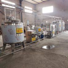 牦牛奶杀菌机 西藏牦牛奶生产线