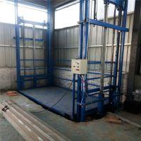 供应江西导轨式升降货梯 景德镇室内无障碍家用电梯 百色自动上下料升降机
