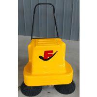 成都手推式扫地车厂家/锋丽小区过道用手推式扫地机FL1000