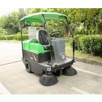 车库小区道路用驾驶式扫地车 环卫电动清扫车玛西尔DQS14