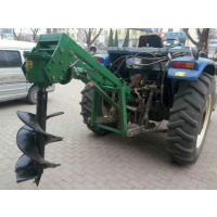 多功能加厚材质拖拉机悬挂式挖坑机 林业植树专用挖坑机