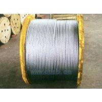镀锌钢丝绳价格,专业四川各种规格镀锌钢丝绳
