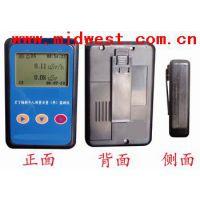 辐射类/个人剂量仪/报警仪/射线检测仪(X和γ ) 型号:SC0