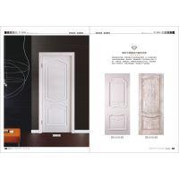 郑州木门彩页制作烤漆门画册设计印刷木门图册印刷