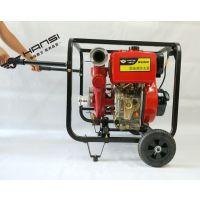 柴油机2.5寸自吸抽水泵 翰丝HS25FP